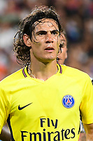 Edinson Cavani of PSG during the International Champions Cup match between Paris Saint Germain and Juventus Turin at Hard Rock Stadium on July 26, 2017 in Miami, Florida. (Photo by Dave Winter/Icon Sport)