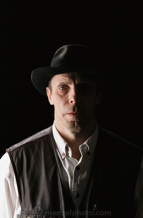 Gunther von Hagens, creator of Body Worlds. Body Worlds is a traveling exhibit of real, plastinated human bodies and body parts. Von Hagens invented plastination as a way to preserve body tissue and is the creator of the Body Worlds exhibits..