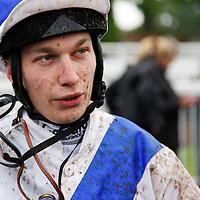 Jockey Luke Morris