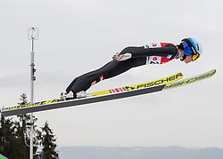 02.02.2019, Energie AG Skisprung Arena, Hinzenbach, AUT, FIS Weltcup Ski Sprung, Damen, Wertungsdurchgang, im Bild Jacqueline Seifriedsberger (AUT) // during the woman's Competition Jump of FIS Ski Jumping World Cup at the Energie AG Skisprung Arena in Hinzenbach, Austria on 2019/02/02. EXPA Pictures © 2019, PhotoCredit: EXPA/ Reinhard Eisenbauer