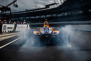 May 16-19, 2019: IndyCar qualifying for the 103rd Indianapolis 500. 66 Fernando Alonso, McLaren Racing, Chevrolet, McLaren Racing