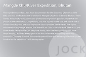 Bhutan, Documentary, Mangde Chu Expedition