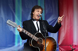File photo dated 18/10/13 of Sir Paul McCartney, who has been made a Companion of Honour in the Queen's Birthday Honours List.
