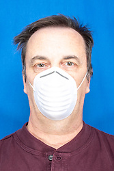 Face Mask for dust, allergens or medical purposes.
