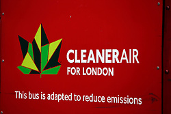 UK ENGLAND LONDON 21JUL15 - A hydrogen-powered bus arrives in London Bridge at the start of a working day in London.<br /> <br /> <br /> <br /> jre/Photo by Jiri Rezac / Greenpeace<br /> <br /> <br /> <br /> &copy; Jiri Rezac 2015