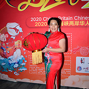 the 2020 China-Britain Chinese New Year Extravaganza with 200 performers from over 20 art groups from both China and the UK showcase at Logan Hall on 18th January 2020, London, UK.