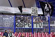 DESCRIZIONE : Venezia Lega A 2014-15 Umana Reyer Venezia Pasta Reggia Caserta<br /> GIOCATORE : Tifosi Pasta Reggia Caserta<br /> CATEGORIA : Tifosi<br /> SQUADRA : Umana Reyer Venezia Pasta Reggia Caserta<br /> EVENTO : Campionato Lega A 2014-2015<br /> GARA : Umana Reyer Venezia Pasta Reggia Caserta<br /> DATA : 30/11/2014<br /> SPORT : Pallacanestro <br /> AUTORE : Agenzia Ciamillo-Castoria/G. Contessa<br /> Galleria : Lega Basket A 2014-2015 <br /> Fotonotizia : Venezia Lega A 2014-15 Umana Reyer Venezia Pasta Reggia Caserta