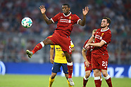 Liverpool v Atletico Madrid - Audi Cup 2017