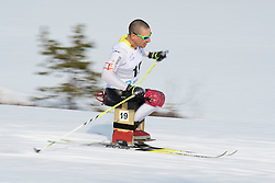 KLEBL Chris, CAN, Long Distance Cross Country, 2015 IPC Nordic and Biathlon World Cup Finals, Surnadal, Norway