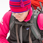 10th Mountain Division Hut Association - Harry Gates photo shoot.