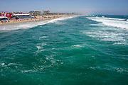 Ocean View of Huntington Beach