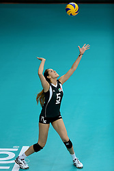28-09-2014 ITA: World Championship Volleyball Mexico - Nederland, Verona<br /> Nederland wint met 3-0 van Mexico / Andrea Rangel