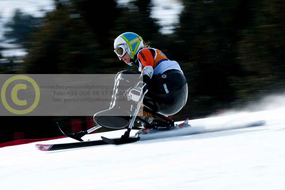 SCHAFFELHUBER Anna, GER, Super Combined, 2013 IPC Alpine Skiing World Championships, La Molina, Spain