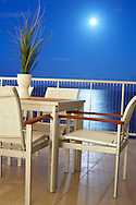 balcony at Bright Pt, Magnetic Island, Queensland, Australia.