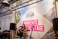 Humber Street, Kingston Upon Hull, East Yorkshire, United Kingdom, 05 August, 2017. Pictured: Imogen Hart, Acoustic Stage, Ambiente, Humber Street SESH