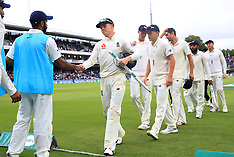 England v India - Specsavers Second Test - Day Four - 12 Aug 2018