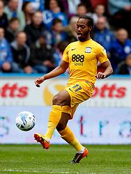 Daniel Johnson of Preston North End - Mandatory by-line: Matt McNulty/JMP - 14/04/2017 - FOOTBALL - The John Smith's Stadium - Huddersfield, England - Huddersfield Town v Preston North End - Sky Bet Championship