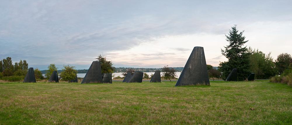 Magnuson Park, Seattle, Washington on August 24, 2010.  Photo by William Byrne Drumm.