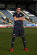Sofien Moussa of Dundee - Dundee FC kit launch at Dundee, Dens Park,<br /> <br />  - &copy; David Young - www.davidyoungphoto.co.uk - email: davidyoungphoto@gmail.com