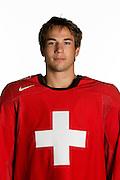 31.07.2013; Wetzikon; Eishockey - Portrait Nationalmannschaft; Simon Moser (Valeriano Di Domenico/freshfocus)