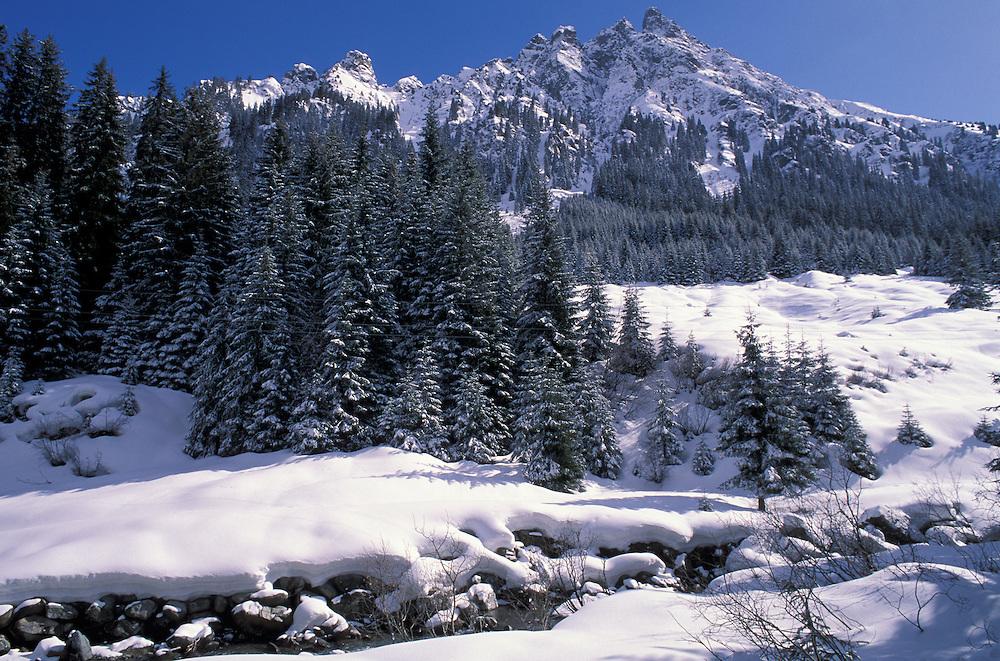 Gargellental,Montafon,Vorarlberg, Austria