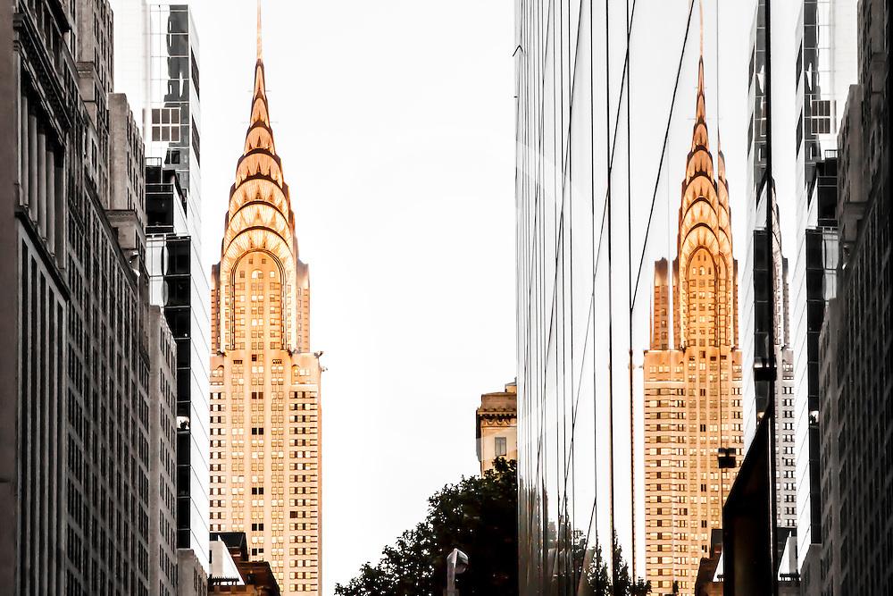 Edificio Chrysler<br /> Nueva York | Mayo 2012