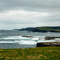 Kilkee Cliffs, County Clare, Ireland