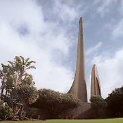 Taal Monument in Paarl.