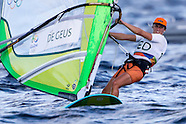 Day 04 - Aug 11 - RS:X Woman - Rio 2016