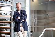 BRUXELLES. 10/07/2013. PORTRAIT DU DERNIER EXPAT FRANÇAIS DE BRUXELLES POUR LA PAGE DU 13/07. IL S'AGIT DE GEORGES-FRANCIS SEINGRY, ENTREPRENEUR. PHOTO:PABLO GARRIGOS (ST).