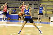 Taranto 19-05-2011<br /> Ritiro Nazionale Italiana Donne<br /> Allenamenti<br /> Nella foto Raffaella Masciadri<br /> AUTORE : Agenzia Ciamillo-Castoria/ElioCastoria