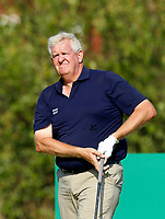 Golf - 2019 Senior Open Championship at Royal Lytham & St Annes - First Round <br /> <br /> Colin Montgomerie (SCO) hits his drive on the 2nd hole.<br /> <br /> COLORSPORT/ALAN MARTIN