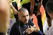 DESCRIZIONE : Roma Serie A2 2015-16 Acea Virtus Roma Benacquista Assicurazioni Latina<br /> GIOCATORE : Guido Saibene<br /> CATEGORIA : coach allenatore time out ritratto<br /> SQUADRA : Acea Virtus Roma<br /> EVENTO : Campionato Serie A2 2015-2016<br /> GARA : Acea Virtus Roma Benacquista Assicurazioni Latina<br /> DATA : 27/09/2015<br /> SPORT : Pallacanestro <br /> AUTORE : Agenzia Ciamillo-Castoria/G.Masi<br /> Galleria : Serie A2 2015-2016<br /> Fotonotizia : Roma Serie A2 2015-16 Acea Virtus Roma Benacquista Assicurazioni Latina
