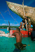 Kitava Island,The Trobiands, Papua New Guinea,(no model release, editorial use only)<br />