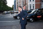 ANDY COULSON, Conservative Summer Party. Royal  Hospital Chelsea. London.  5 July 2010. -DO NOT ARCHIVE-© Copyright Photograph by Dafydd Jones. 248 Clapham Rd. London SW9 0PZ. Tel 0207 820 0771. www.dafjones.com.