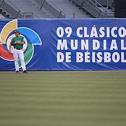 2009 MLB WBC Mexico v Australia