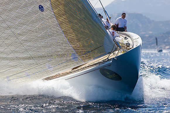 08_020335 © Sander van der Borch. Porto Cervo,  2 September 2008. Maxi Yacht Rolex Cup 2008  (1/ 6 September 2008). Day 1.