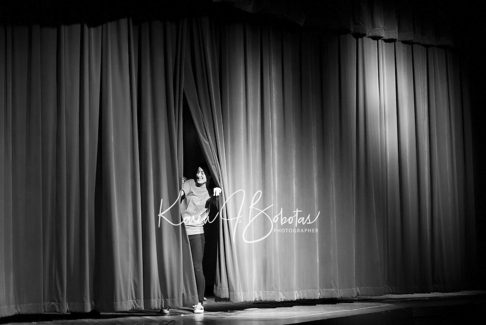 Laconia High School Talent Show put on by the Key Club  Wednesday evening.  .