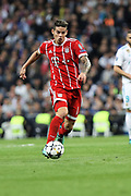 James Rodriguez (Bayern Munich) during the UEFA Champions League, semi final, 2nd leg football match between Real Madrid and Bayern Munich on May 1, 2018 at Santiago Bernabeu stadium in Madrid, Spain - Photo Laurent Lairys / ProSportsImages / DPPI