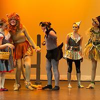 (CJDT) 1st Show Run - The Wizard of Oz