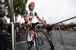 July 13, 2017 - Pau, France - Peyragudes, France - July 13 : MATTHEWS Michael of Team Sunweb during stage 12 of the 104th edition of the 2017 Tour de France cycling race, a stage of 214.5 kms between Pau and Peyragudes on July 13, 2017 in Peyragudes, France, 13/07/2017 (Credit Image: © Panoramic via ZUMA Press)