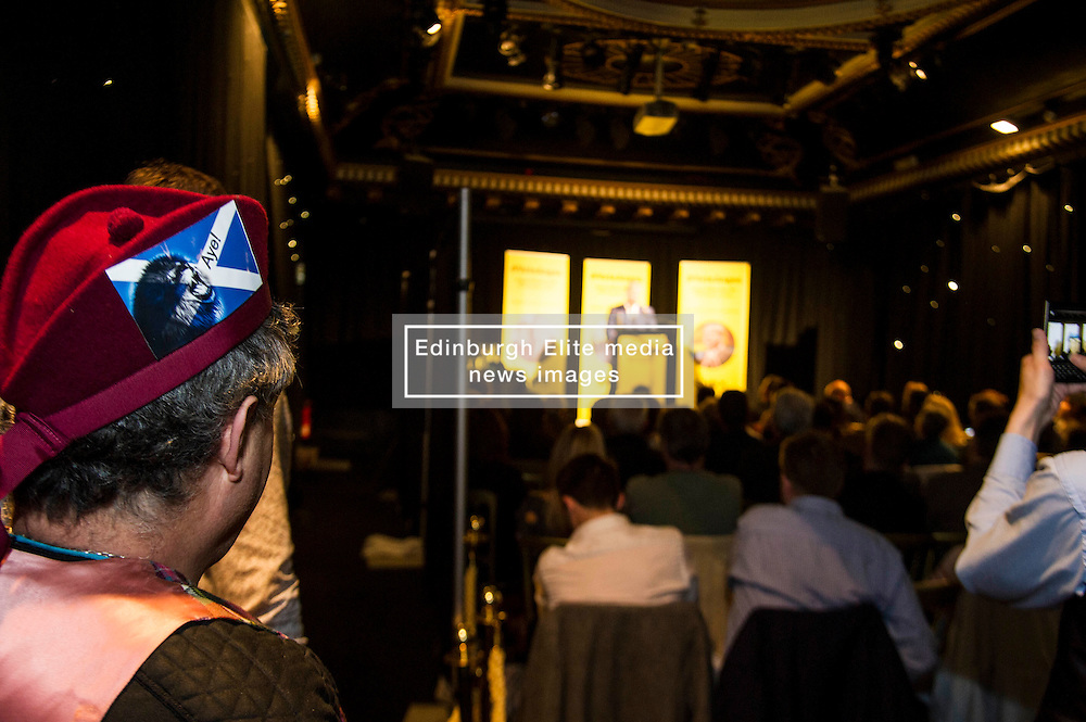 Pictured: Angus Robertson<br /> MP Angus Robertson launched his campaign for depute leadership of the SNP today. Mr Robertson made his first public speech since declaring his bid for the post, at the Voodoo Rooms in Edinburgh <br /> <br /> Ger Harley   EEm 28 July 2016