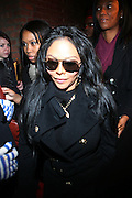 """Lil' Kim at The Russell Simmons and Spike Lee  co-hosted""""I AM C.H.A.N.G.E!"""" Get out the Vote Party presented by The Source Magazine and The HipHop Summit Action Network held at Home on October 30, 2008 in New York City"""