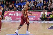 DESCRIZIONE : Campionato 2015/16 Serie A Beko Dinamo Banco di Sardegna Sassari - Umana Reyer Venezia<br /> GIOCATORE : Phil Goss<br /> CATEGORIA : Ritratto Esultanza<br /> SQUADRA : Umana Reyer Venezia<br /> EVENTO : LegaBasket Serie A Beko 2015/2016<br /> GARA : Dinamo Banco di Sardegna Sassari - Umana Reyer Venezia<br /> DATA : 01/11/2015<br /> SPORT : Pallacanestro <br /> AUTORE : Agenzia Ciamillo-Castoria/L.Canu