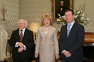 The New Year's Greetings by the President   Michael Higgins to members of the Diplomatic Corps.
