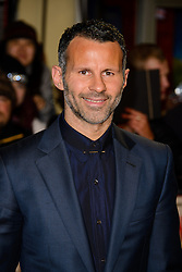 Ryan Giggs attends The World Premiere of 'The Class of 92'. Odeon West End, London, United Kingdom. Sunday, 1st December 2013. Picture by Chris Joseph / i-Images<br /> File Photo  - Ryan Giggs appointed Assistant Manager for Man United. Photo filed Monday 19th May 2014.