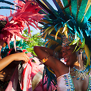 Notting Hill Carnival - the final rays
