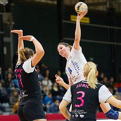 20160116: SLO, Handball - EHF Women Cup Winners' Cup, RK Krim Mercator vs SC Municipal Craiova