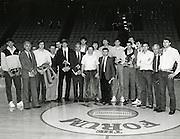 1983 Nazionale al Forum di Los Angeles<br /> tonut, gamba, premier, solfrini, bonamico, rubini, costa, caglieris, gilardi, magnifico, puglisi, villalta, galleani, brunamonti, sacchetti, vecchiato, marzorati, riva