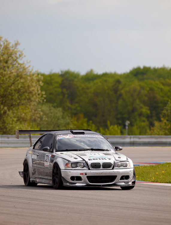 Race days - BMW M3 GTR